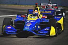 St. Pete IndyCar: Rossi tops morning warm-up