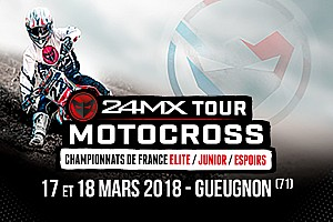 Elite MX Actualités Coup d'envoi du 24MX Tour à Gueugnon