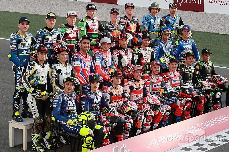 Kaleidoskop MotoGP 2018