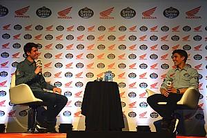 MotoGP Últimas notícias Márquez diz que receberia bem Dovizioso na Repsol Honda