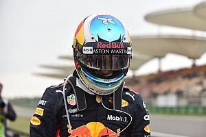 Ricciardo a subi une légère opération chirurgicale