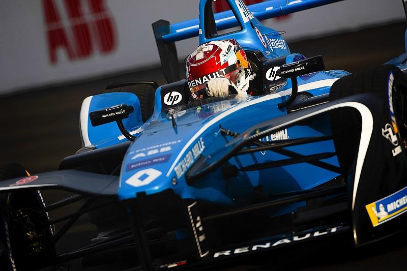 Буэми выиграл квалификацию Формулы Е в Нью-Йорке, Верню придется стартовать последним