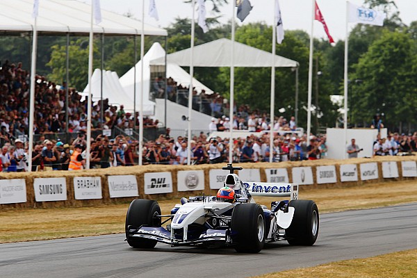Vintage Top List Gallery: Chandhok and others at Goodwood Festival of Speed
