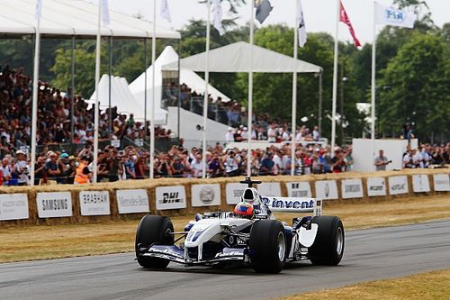Gallery: Chandhok and others at Goodwood Festival of Speed