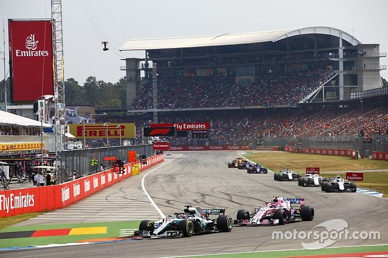 El GP de Alemania está cerca de continuar en la F1