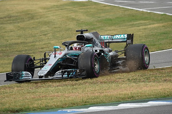 Formula 1 Breaking news Hamilton summoned over pit entry incident