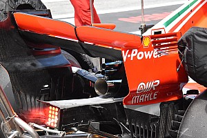 Ferrari devrait adopter des échappements uniques en 2019