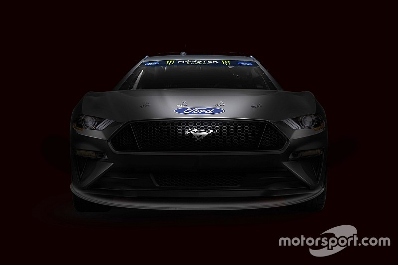 [NASCAR] 福特利用F1的经验研发野马车型