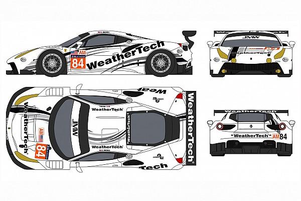 24 heures du Mans Actualités JMW et WeatherTech Racing s'allient pour Le Mans