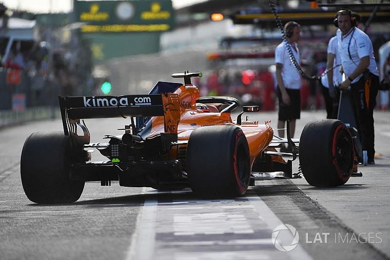 Проблемы на тестах заставили McLaren отложить часть обновлений