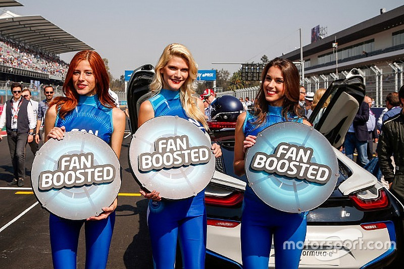 Aperto il FanBoost dell'ePrix di Long Beach