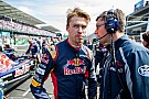 Kvyat hopes to never repeat 2016