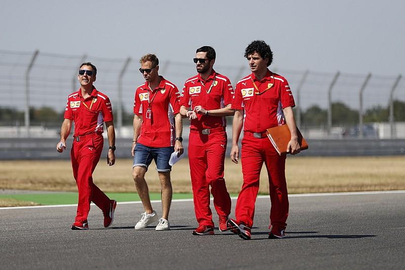 Fotogallery F1: Hockenheim si prepara a ospitare il Gran Premio di Germania 2018