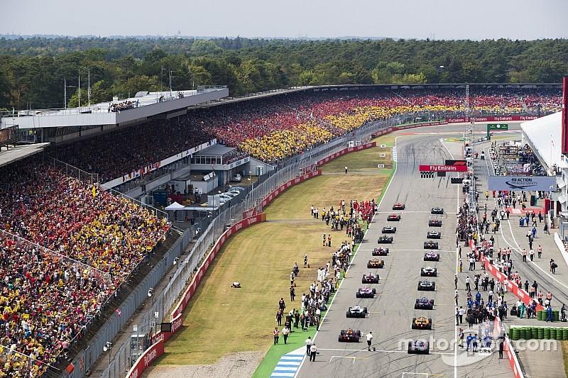 F1'in patronları, Almanya'yı takvimde tutması için Mercedes'i ikna etmeye çalışmış
