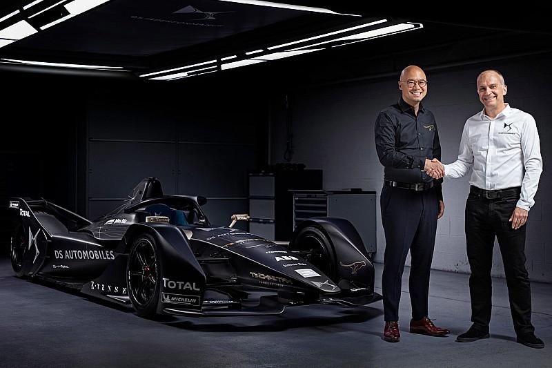 DS Automobiles et Techeetah s'unissent en Formule E