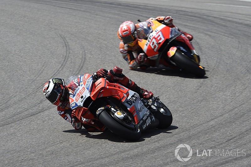 Honda no sabe cuánto le costará a Lorenzo el adaptarse