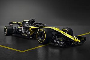 Formule 1 Analyse Technique - À la découverte de la Renault R.S.18