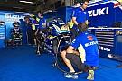 Les pilotes Suzuki élogieux envers leur nouveau carénage