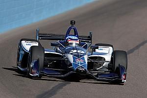 IndyCar Reporte de pruebas Sato lidera la tercera sesión de prácticas en Phoenix