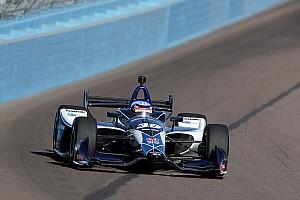 IndyCar Résumé d'essais Essais Phoenix J2 - Sato le plus rapide, Dixon dans le mur