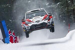 WRC Prova speciale Svezia, PS15: Tanak regala a Toyota la vittoria di speciale