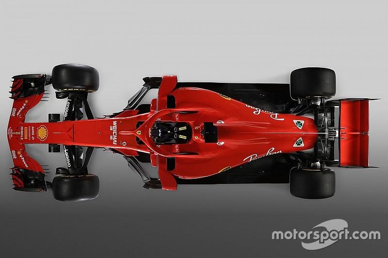 Karşılaştırma: Ferrari SF70H ve SF71H