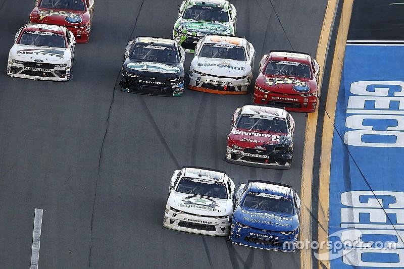 GALERÍA: Los diez finales más apretados de NASCAR en 2018