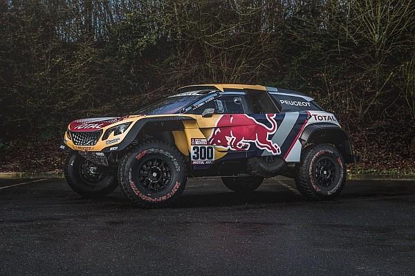 Peugeot обозначила машины для «Дакара»-2018 разными цветами
