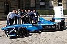 Formule E Pascal Derron: