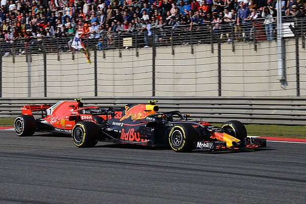 """Verstappen admits he wanted China win """"too much"""""""