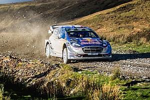 WRC Rennbericht WRC Wales: Elfyn Evans siegt, Sebastien Ogier ist Rallye-Weltmeister