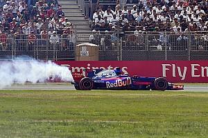Formel 1 News Toro Rosso schießt gegen Renault: Motorenprobleme Absicht?