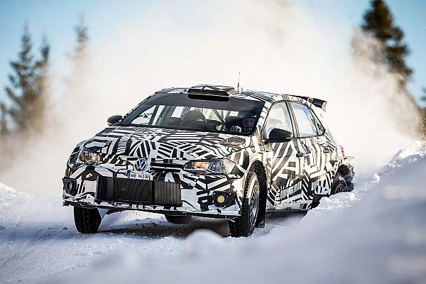 Nach Test für Volkswagen: WRC-Comeback von Petter Solberg?