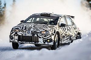 WRC Actualités Solberg envisage un retour en WRC après un test avec Volkswagen
