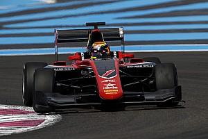 GP3 Race report Paul Ricard GP3: Ilott resists Piquet for maiden win