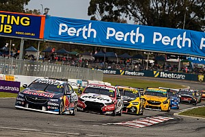 Supercars Breaking news New Supercars deal for Perth in the works