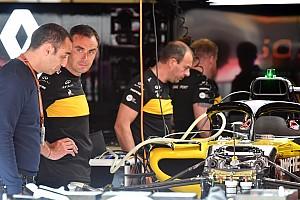 Formel 1 News Renault fürchtet: Benzindruckproblem könnte wieder auftreten