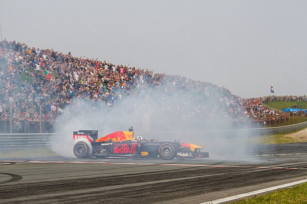 Formula 1 Top List Gallery: Verstappen, Ricciardo showcase F1 at Zandvoort
