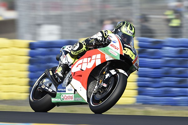 MotoGP Breaking news Crutchlow explains Le Mans hospital ordeal