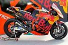 KTM launches 2018 MotoGP bike