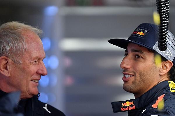 Helmut Marko über Ricciardo: