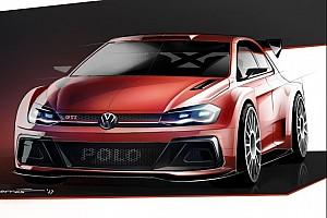 WRC Son dakika VW'nin yeni Polo GTI R5  ilk bakış