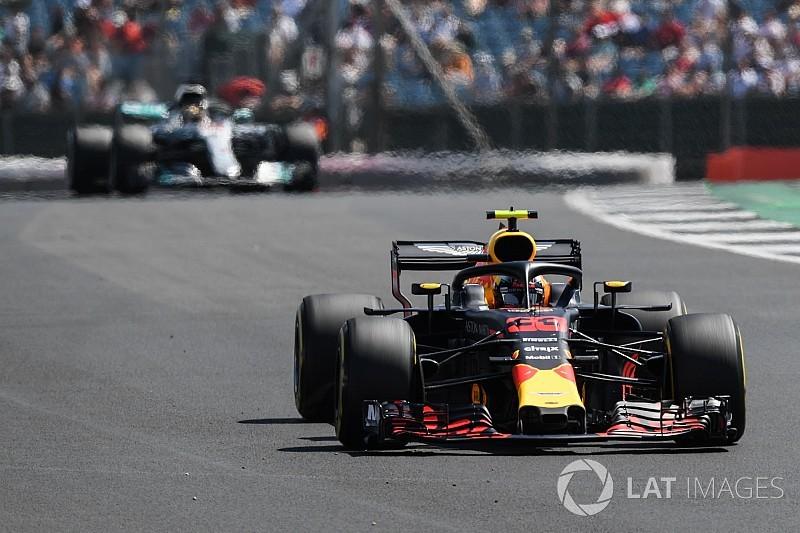 Verstappen: O kadar hız farkı vardı ki, sanki farklı seride gibiydik