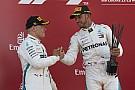Formel 1 Bottas lobt Verhältnis zu Hamilton: