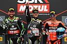 World Superbike Rea y Sykes firman un cómodo doblete de Kawasaki en Imola