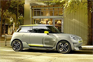Automotive News Mini präsentiert Designstudie mit Elektroantrieb