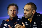 Formula 1 Renault aims to make Red Bull