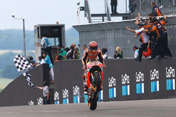 MotoGP Diaporama Diaporama - Les 100 podiums de Marc Márquez