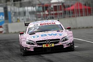 DTM Репортаж з практики DTM на Норісринзі: Ауер очолив третє тренування