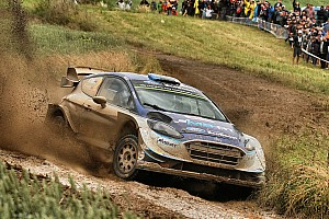 WRC Résumé de spéciale ES20 & 21 - Tänak a craqué le premier...